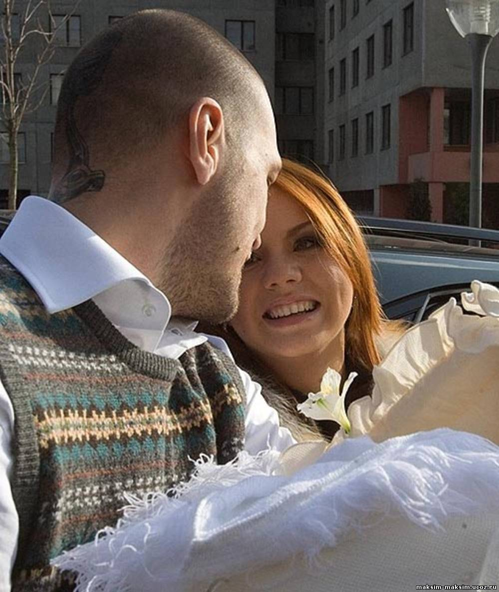 Фото и новости беременной певицы максим